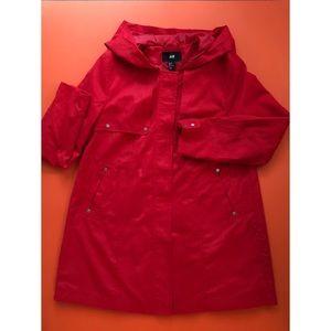 H&M Hooded lightweight parka
